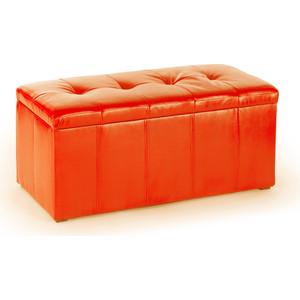 Банкетка Вентал Арт Парма-3 оранж