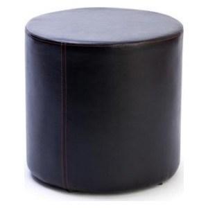 Пуф Вентал Арт ПФ-5 (круглый) черный
