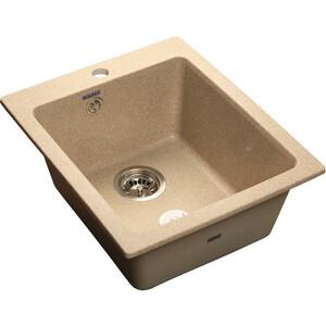 Кухонная мойка GranFest Practic GF-P505 песок