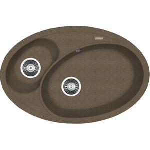 Кухонная мойка Florentina Селена коричневый FG (20.265.E0780.105)