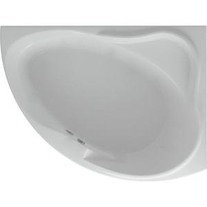 Акриловая ванна Акватек Альтаир 160х120 правая, фронтальная панель, каркас, слив-перелив (ALT160-0000047)