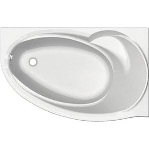 Акриловая ванна Акватек Бетта 170х97 см правая каркас, слив-перелив (BET170-0000139)