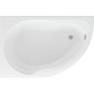 Акриловая ванна Акватек Вирго 150х100 левая фронтальная панель, каркас, слив-перелив (VIR150-0000038)