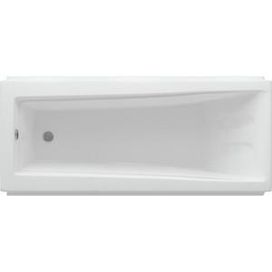 Акриловая ванна Акватек Либра 170х70 см каркас, слив-перелив (LIB170-0000006)