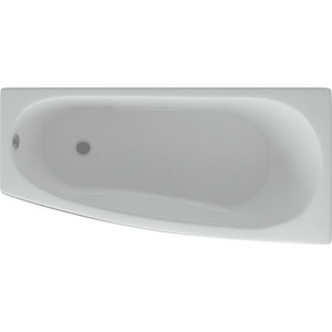 Акриловая ванна Акватек Пандора 160х75 правая, фронтальная панель, каркас, слив-перелив (PAN160-0000039)