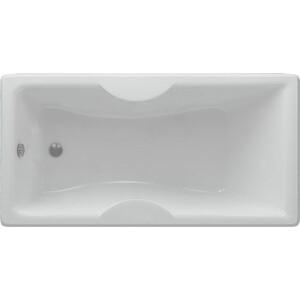 Акриловая ванна Акватек Феникс 190х90 см каркас, слив-перелив (FEN190-0000079)