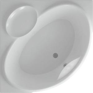 Акриловая ванна Акватек Эпсилон 150х150 фронтальная панель, каркас, слив-перелив (EPS150-0000066)