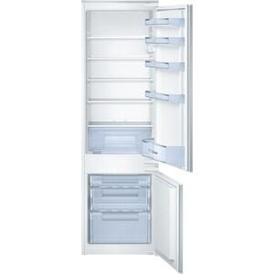 лучшая цена Встраиваемый холодильник Bosch Serie 4 KIV38X22RU