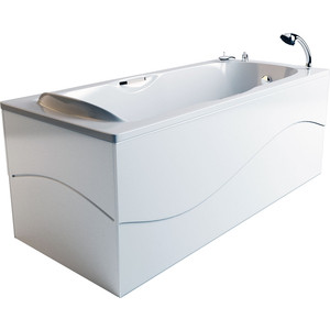 Ванна из литого мрамора Фэма Стиль Алассио 150 150х75 см