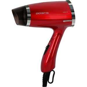 Фен Polaris PHD 1463T, красный фото