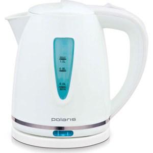 Чайник электрический Polaris PWK 1038C, белый все цены