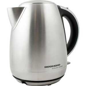 Чайник электрический Redmond RK-M113, серебристый цена