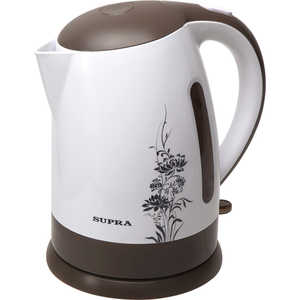 цена на Чайник электрический Supra KES-1807, белый