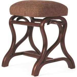 Банкетка Диана Мебелик средне-коричневый/рогожка коричневая цена