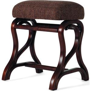 Банкетка Мебелик Диана темно-коричневый/рогожка коричневая цена