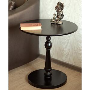 Стол журнальный Мебелик Рио 5 венге мебелик стол журнальный рио 3 венге