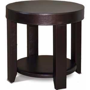 Стол журнальный Мебелик Сакура 1 эко-кожа/венге