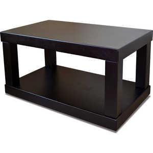 Стол журнальный Мебелик Сакура 2 эко-кожа/венге стол журнальный мебелик квартет 4м