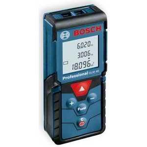 Дальномер Bosch GLM 40 все цены