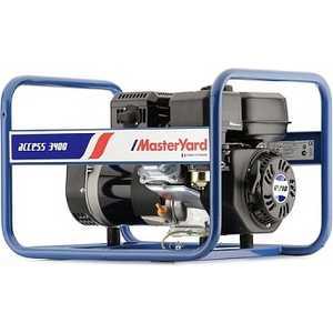 купить Генератор бензиновый MasterYard MG3400R Access по цене 29989.5 рублей