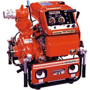 Мотопомпа бензиновая Shibaura TF745MH-A