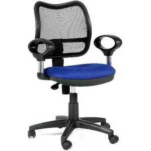 Офисное кресло Chairman 450 TW-10 синий цена 2017