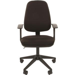 Офисное кресло Chairman 661 15-21 черный офисное кресло chairman fuga черный