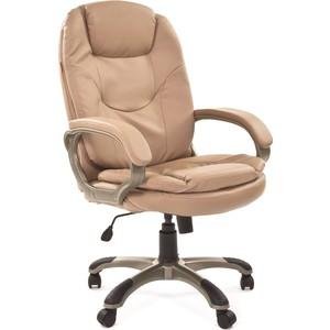 Офисное кресло Chairman 668 эко бежевый
