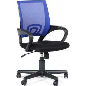 Офисное кресло Chairman 696 TW-05 синий цена 2017
