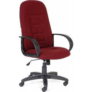 цены Офисное кресло Chairman 727 бордовый