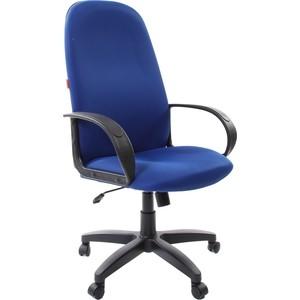 Офисное кресло Chairman 279 TW-10 синий
