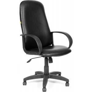 купить Офисное кресло Chairman 279 кож/зам черный по цене 5279.5 рублей