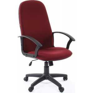 Офисное кресло Chairman 289 бордовый