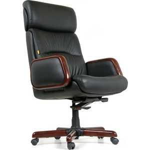 Офисное кресло Chairman 417 черный
