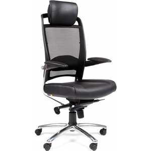 цены на Офисное кресло Chairman Эрго 281 хром  в интернет-магазинах