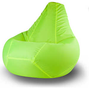 купить Кресло-мешок Пуфофф Lime Oxford XL по цене 2190 рублей