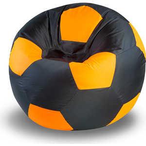 Кресло-мяч Пуфофф Black-Orange