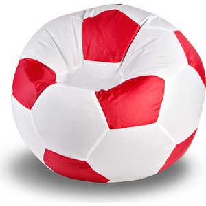 Кресло-мяч Пуфофф White-Red