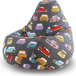 Кресло (груша) мешок Пуфофф Mini Cooper L l