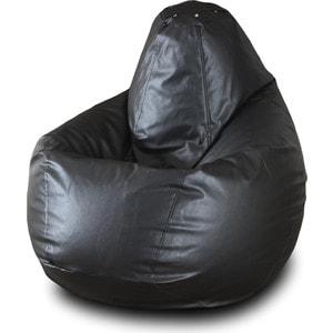 Кресло-мешок Груша Пазитифчик Бмэ1 черный кресло мешок пазитифчик бмо14 черный