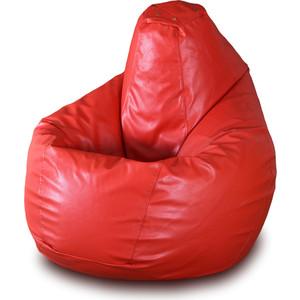 Купить со скидкой Кресло-мешок Груша Пазитифчик Бмэ2 красный