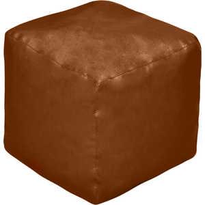 Банкетка квадратная Пазитифчик Бмэ9 коричневый