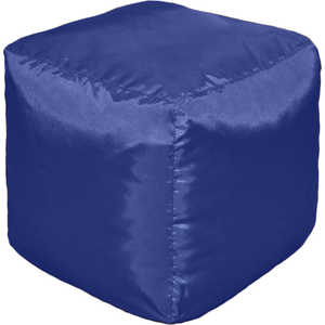 Купить со скидкой Банкетка квадратная Пазитифчик Бмо9 синий