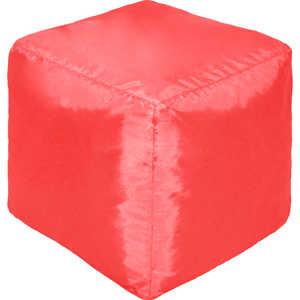 Банкетка квадратная Пазитифчик Бмо9 красный