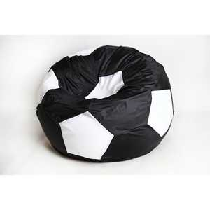 цена Кресло-мешок Мяч Пазитифчик Бмэ7 черно-белый онлайн в 2017 году