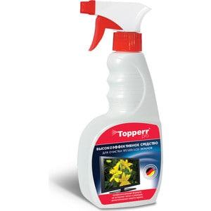 Чистящие средство Topperr 3001 Средство для ухода за TFT/LED/LCD мониторами, 500 мл