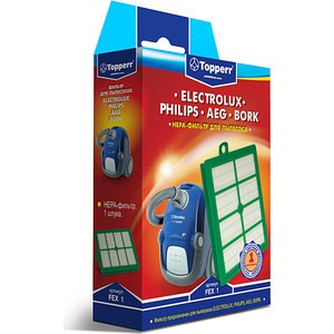 Фильтр для пылесосов Topperr 1104 FEX 1