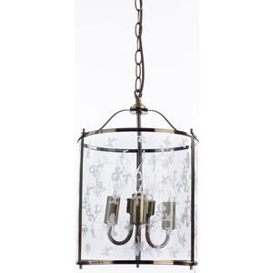 Потолочный светильник Artelamp A8286SP-3AB цена 2017