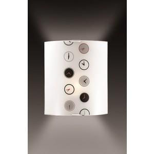 Настенный светильник Sonex 1236/A накладной светильник sonex tubio 1223 a
