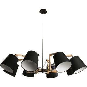 лучшая цена Люстра Artelamp A5700LM-8BK